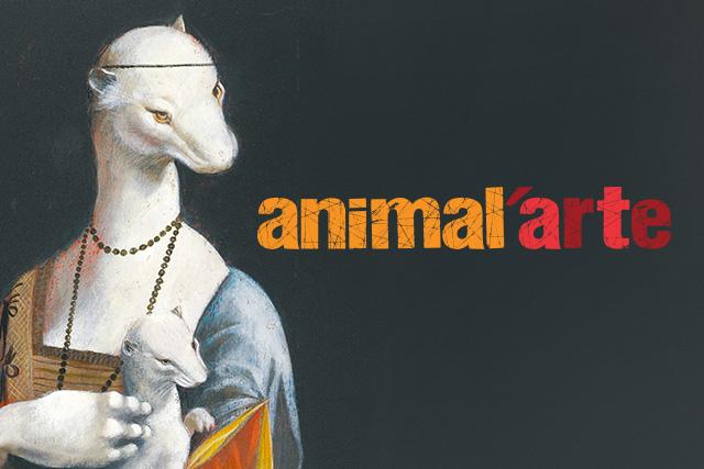 ANIMAL'ARTE: quando bestiale fa rima con geniale