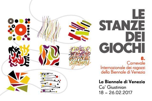 Il carnevale dei ragazzi della Biennale di Venezia </br>  ha i colori di GIOTTO