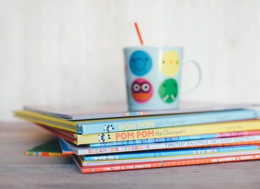 La creatività? Si impara anche sui libri!