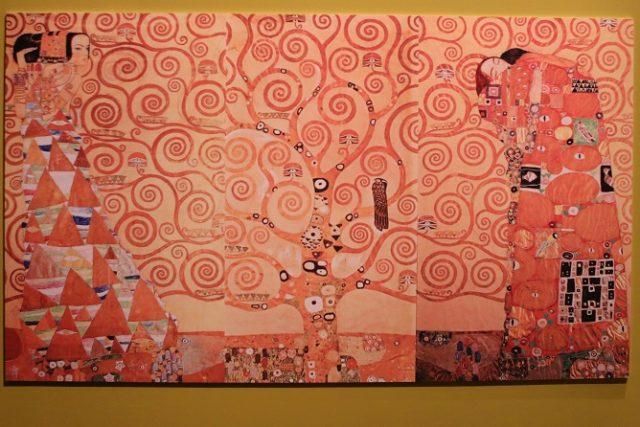 Al Mudec insieme a GIOTTO, per lasciarsi conquistare dall'oro di Klimt