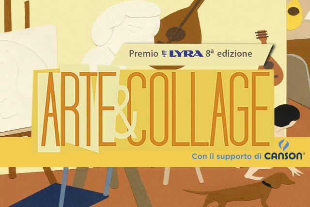 Premio Lyra Arte & Collage: </br> idee per un percorso espressivo
