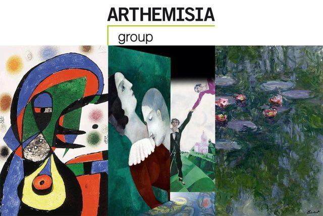 Mirò, Chagall, Monet: con GIOTTO e Canson alla scoperta dei grandi dell' arte