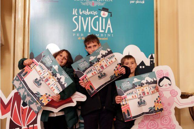 Alla Scala, il Barbiere di Siviglia in versione junior