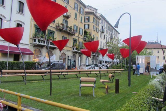 Tempo di Design Week 2018: </br>Milano, un cantiere creativo ricco di spunti