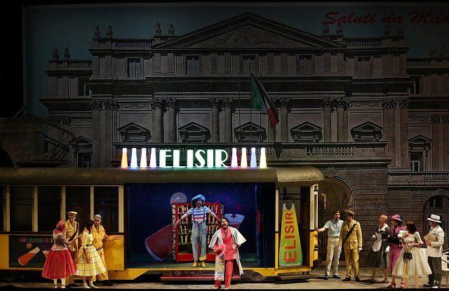 Alla Scala ultime date per L'elisir d'amore </br>formato junior