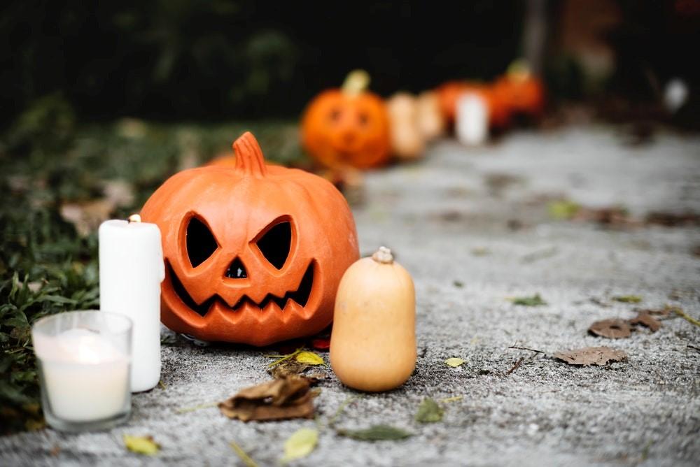 Facce da Halloween