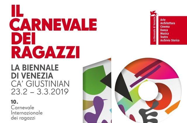 Insieme a FILA, colori, creatività e divertimento </br>al 10. Carnevale Internazionale dei Ragazzi </br>di Venezia