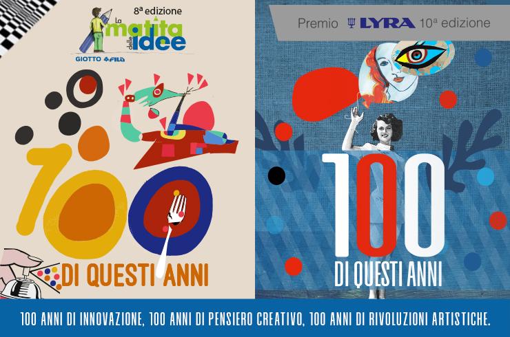 Un anno scolastico ancora più creativo, con l'edizione speciale del Premio LYRA e del Premio GIOTTO La Matita delle Idee