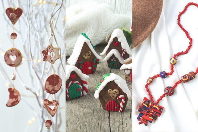 Decorazioni natalizie per un Natale fatto a mano