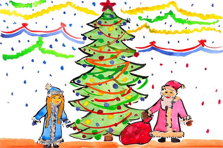 """Natale nel mondo: Paese che vai, tradizione che trovi. Santa Lucia e gli altri """"aiutanti"""" di Babbo Natale."""