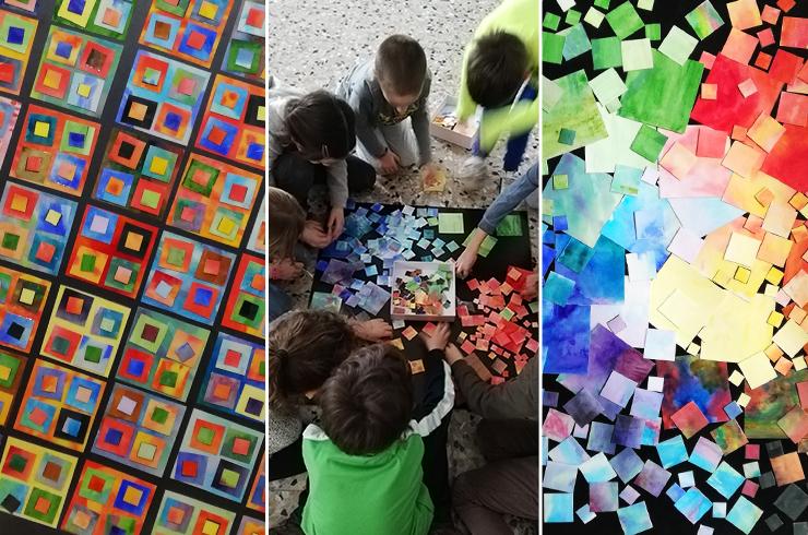 L'Aula Creativa: Scuola Primaria Giovanni Pascoli Grezzana | FILA