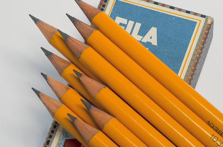Giovanni Renzi e le matite, storia due.