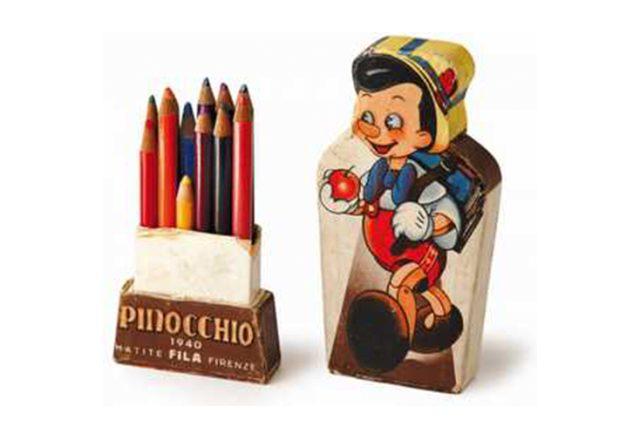 Giovanni Renzi e le matite, storia sette.