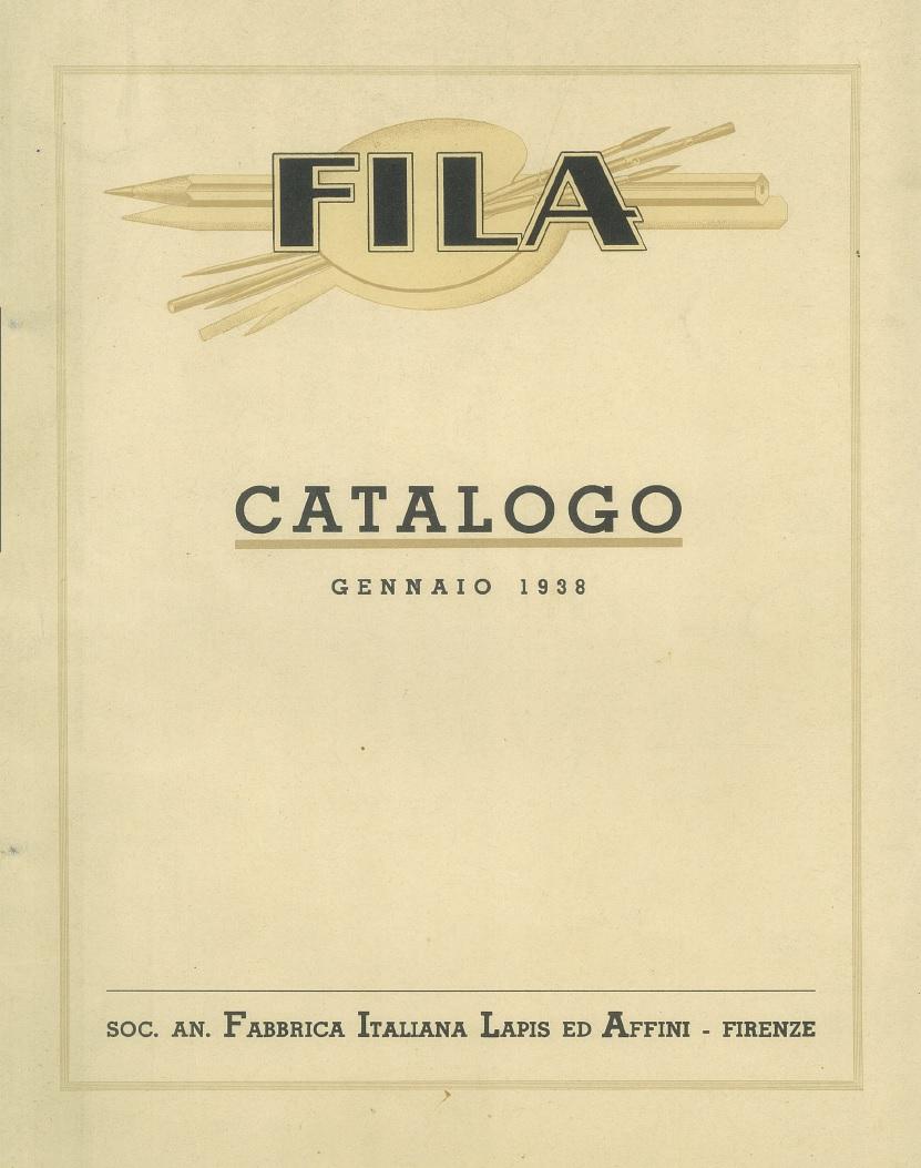 catalogo copertina 1938