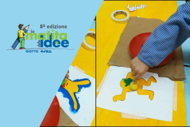 """Premio GIOTTO La Matita delle Idee: impariamo a dare """"nuova vita"""" al disegno."""