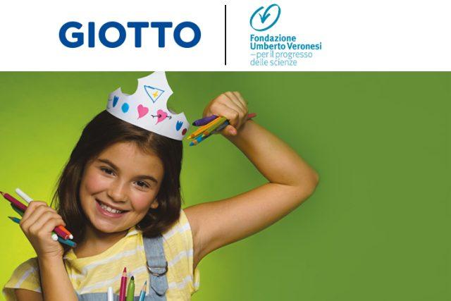 FILA sostiene Fondazione Umberto Veronesi nella lotta contro i tumori infantili con #giottocoloralaricerca