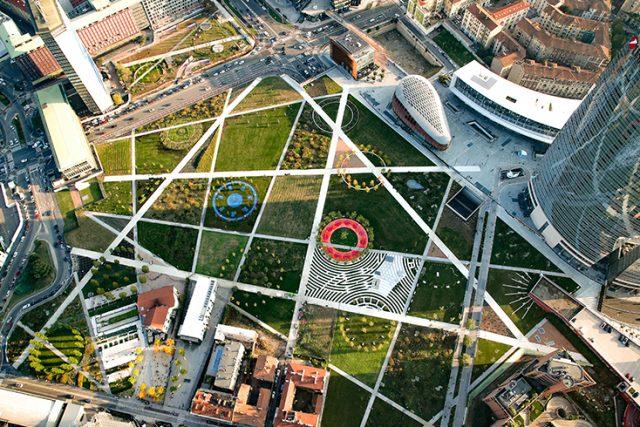 FILA, insieme a BAM – Biblioteca degli Alberi di Milano, colora i BAM Season Day.