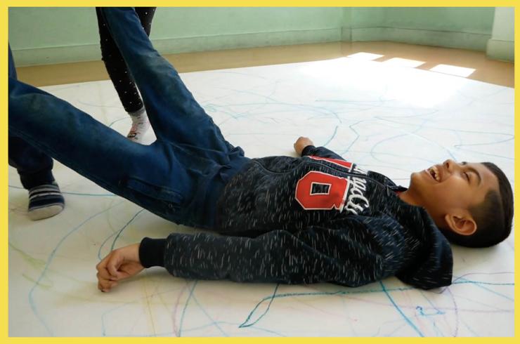 Scuola inclusiva e creatività.<br />Laboratori 'pronti all'uso' insieme a Segni Mossi
